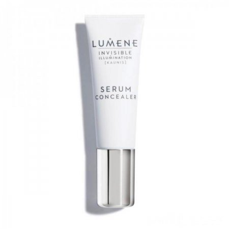 Lumene Invisible Illumination, korektor z serum, 10ml
