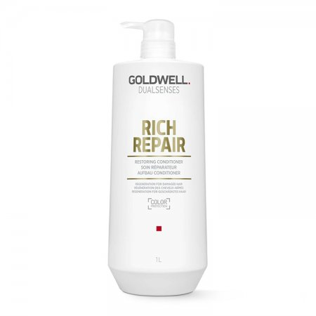 Goldwell Dualsenses Rich Repair, odżywka odbudowująca, 1000ml