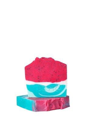Dushka, mydło w kostce Arbuz, 100g