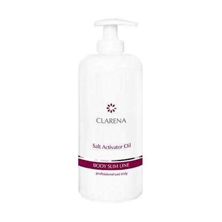 Clarena Collagen, Salt Activator Oil, olej aktywujący sole, 500ml