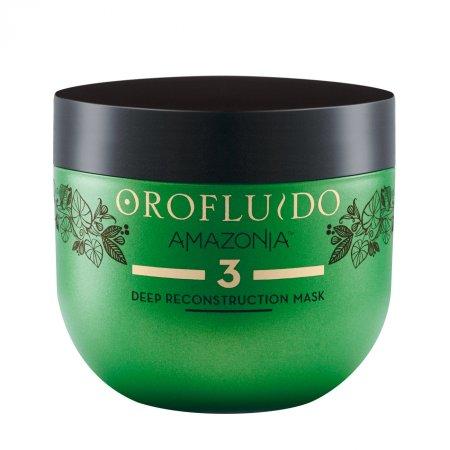 Orofluido Amazonia, maska, krok 3, 500ml