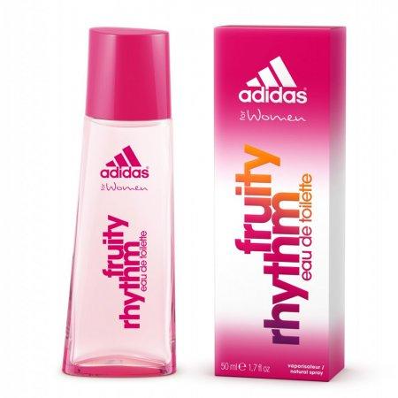 Adidas Fruity Rhythm, woda toaletowa, damska, 50ml (W)