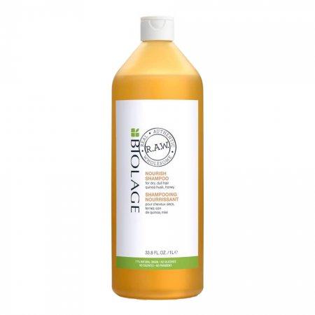 Biolage RAW Nourish, szampon nawilżający, 1000ml
