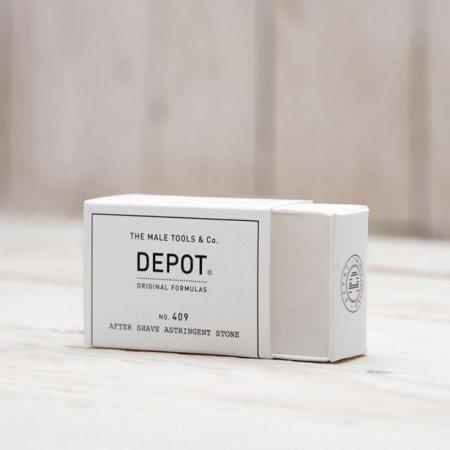 Depot No. 409, kamień ałunu po goleniu, 90g