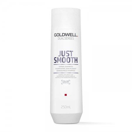 Goldwell Dualsenses Just Smooth, szampon ujarzmiający, 250ml