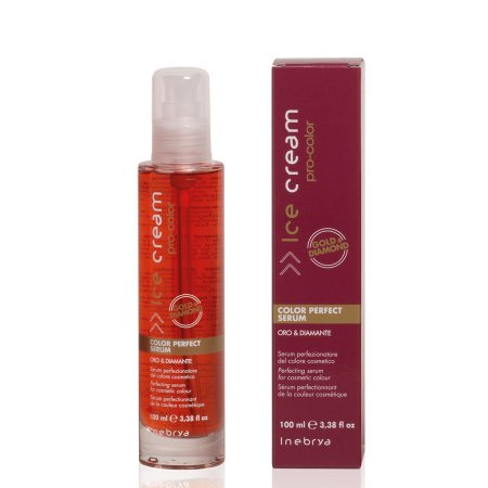 Inebrya Color Perfect, serum do włosów farbowanych, 100ml