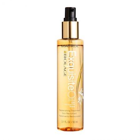 Biolage Exquisite Oil, olejek Moringa do wszystkich rodzajów włosów, 92ml