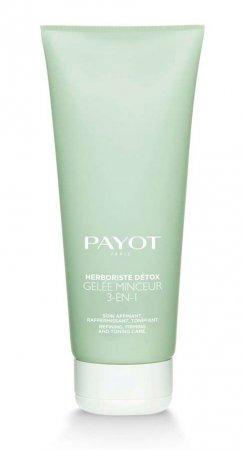 Payot Herboriste Detox, żel ujędrniająco-uelastyczniający 3w1, 200ml