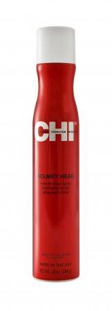 CHI Helmet Head, usztywniający lakier do włosów - ekstra mocny, 284g