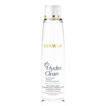 Dermika Hydro Clean, płyn micelarny, 200ml