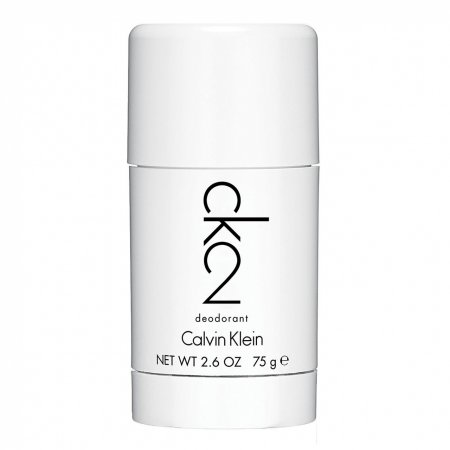 Calvin Klein CK2, dezodorant w sztyfcie, 75ml (U)