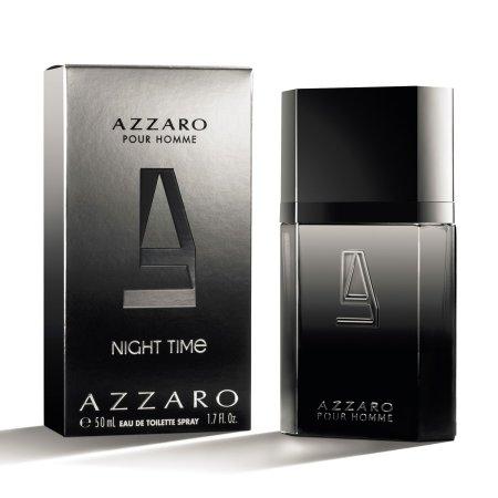 Azzaro Pour Homme Night Time, woda toaletowa, 100ml, Tester (M)