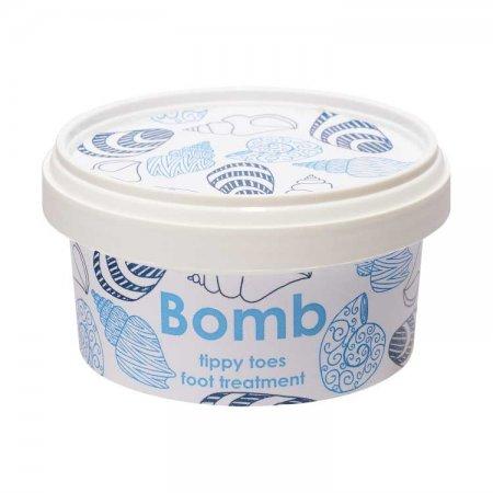 Bomb Cosmetics, kuracja do stóp Na Paluszkach, 200ml