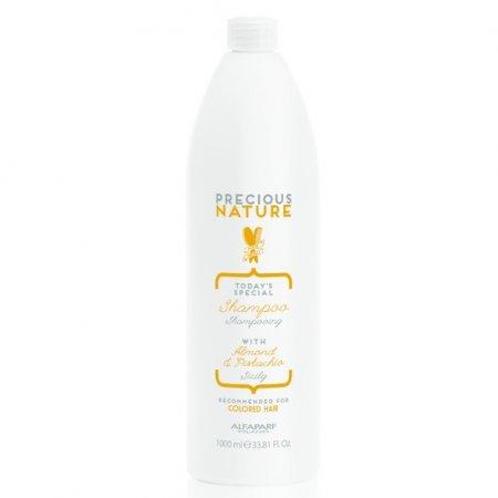 Alfaparf Precious Nature, szampon do włosów farbowanych, 1000ml