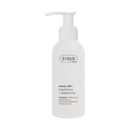 Ziaja Pro, kwasy 40% migdałowy + azelainowy, 100ml