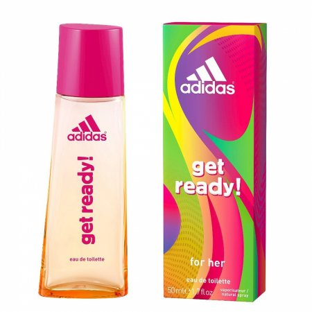 Adidas Get Ready!, woda toaletowa, 50ml (W)