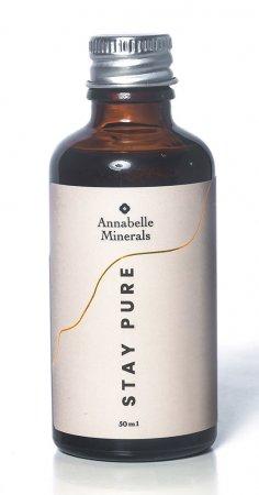 Annabelle Minerals, olejek wielofunkcyjny Stay Pure, 50ml