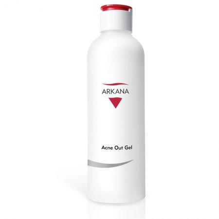 Arkana Acne Out Gel, żel oczyszczający, 200ml, ref. 42011