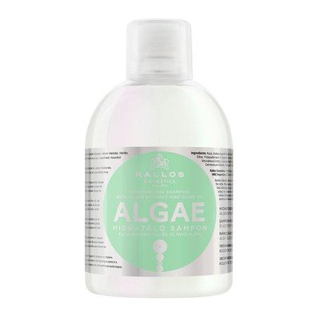 Kallos KJMN Algae, szampon nawilżający z algami, 1000ml