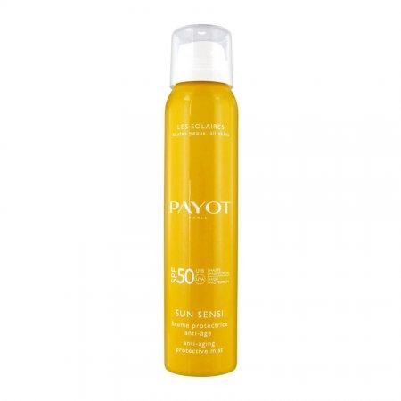 Payot Optimale, Sun Sensi, przeciwstarzeniowy spray ochronny do ciała SPF 50, 125ml