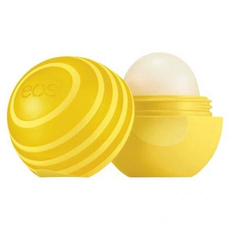 EOS, balsam do ust z połyskiem, Lemon Twist, 7g