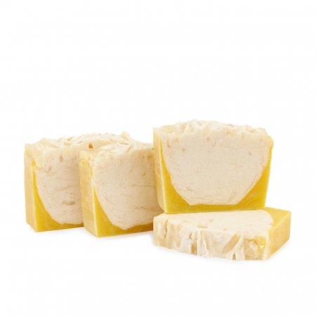 Dushka, mydło w kostce Melon, 100g
