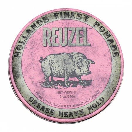 Reuzel Grease Heavy, pomada do włosów, 340g