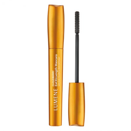 Lumene Cloudberry Excellength Mascara, tusz do rz�s wyd�uzaj�cy, 7ml