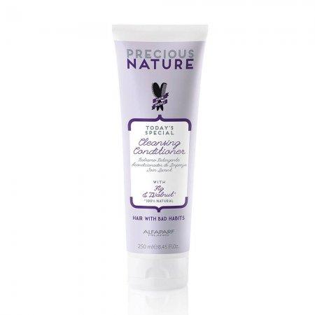 Alfaparf Precious Nature, odżywka oczyszczająca do włosów osłabionych, 250ml