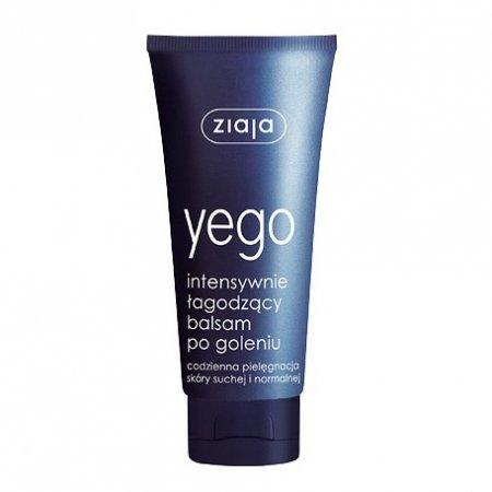 Ziaja Yego, łagodzący balsam po goleniu, 75ml