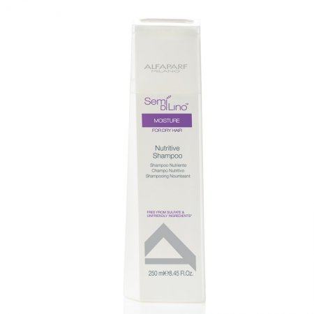 Alfaparf Semi di Lino, szampon nawilżający, 250ml