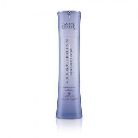 Alterna Caviar Repair Rx Lengthening Hair & Scalp Elixir, eliksir przyspieszający wzrost włosów, 50ml