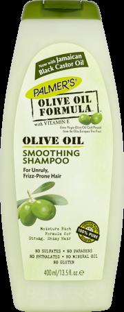 Palmers Olive Oil, szampon odżywczo-wygładzający, 400ml