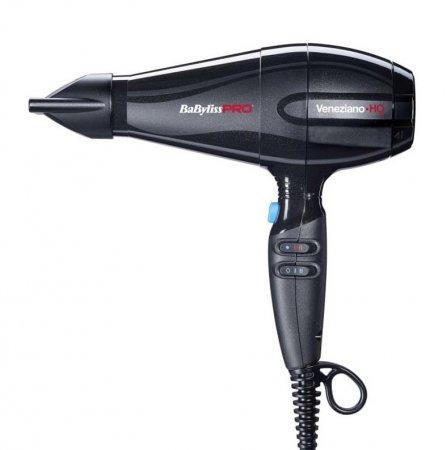BaByliss Pro HQ Veneziano, suszarka do włosów, 2200W, BAB6960IE