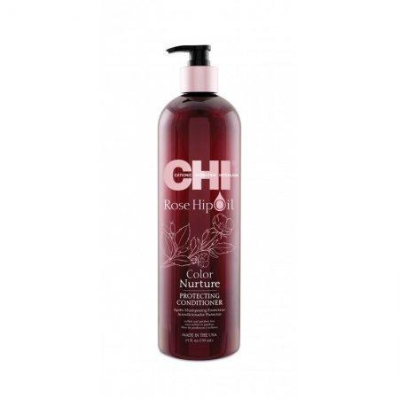 CHI Rose Hip Oil, odżywka, 739ml